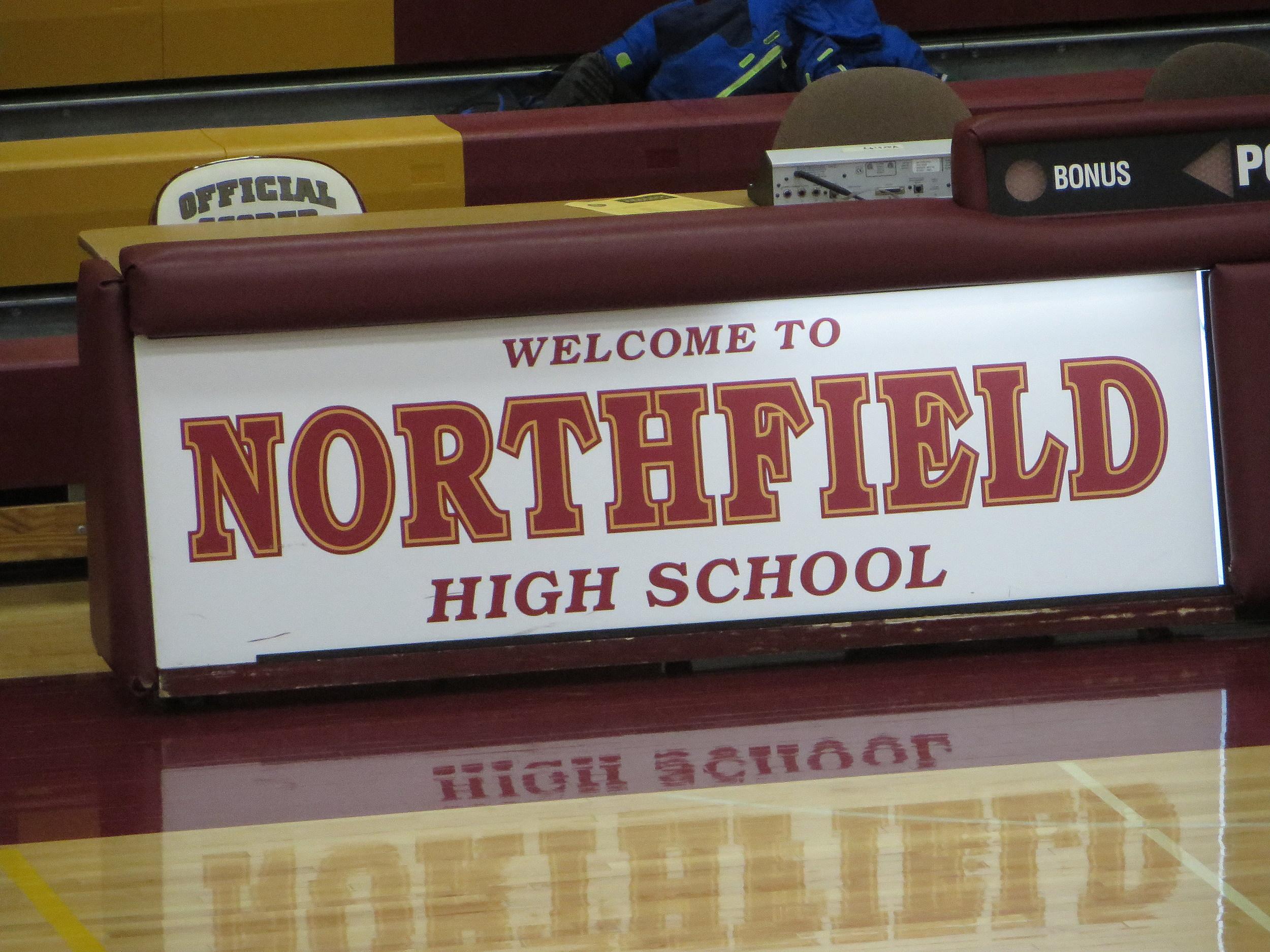 Northfield Scorer's Table