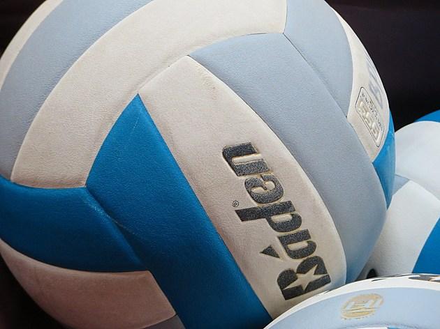 Volleyball -photo by Gordy Kosfeld