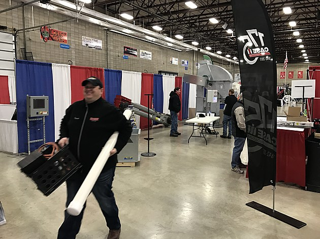 Farm and Power Show take down