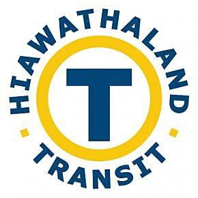 Hiawatha Land Logo