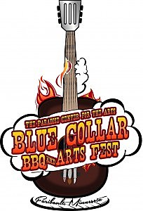 Faribault Blue Collar BBQ and Arts Festival Fundraiser for Paradise Center for the Arts.