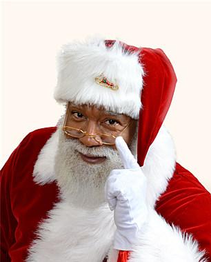 Santa Experience Photo